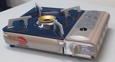 家庭用カセットコンロEF-80N